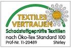 Öko-Tex 100 Ökozertifizierung