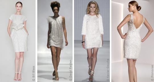 Wahl Des Brautkleides Das Etuikleid Die Silhouetten Modetrends