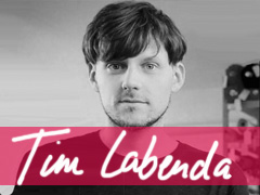 Interview mit Modedesigner Tim Labenda