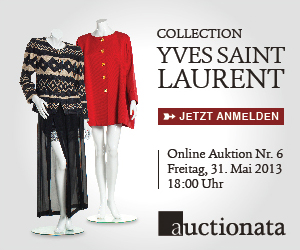 Auctionata YSL Vintage Auktion