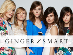 Ginger & Smart Kollektion Frühling/Sommer 2013