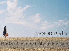 MASTER SUSTAINABILITY IN FASHION