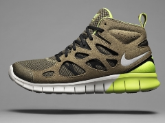NIKE FREE RUN 2 SNEAKERBOOT neue kollektion winter