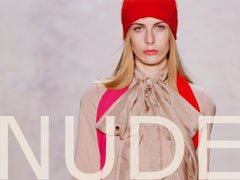 Styling mit Nude Farben