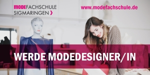Modedesign in Sigmaringen
